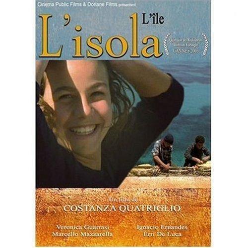 The Island ( L'Isola ) [ NON-USA FORMAT, PAL, Reg.0 Import - France ] Isola Island