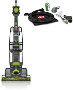Hoover Dual Power Pro Deep Carpet Cleaner Shampooer with Dual Tanks, FH51200