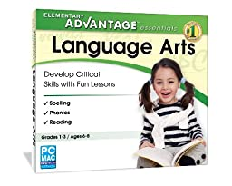 Elementary Advantage Essentials Language Arts