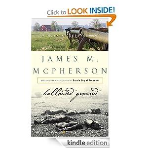 Hallowed Ground : A Walk at Gettysburg (Crown Journeys) James M. Mcpherson