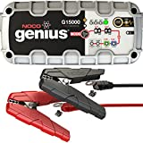 NOCO Genius G15000 12V/24V 15A Pro Series UltraSafe Smart Battery Charger