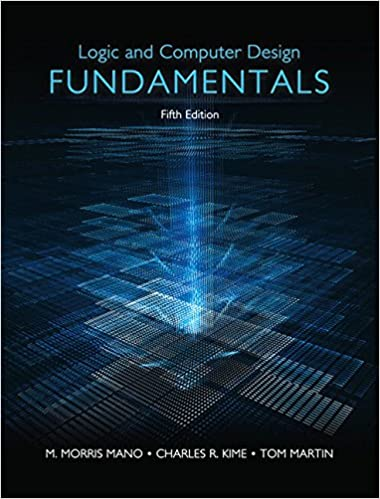 logic and computer design fundamentals 5th edition solutions  Logic