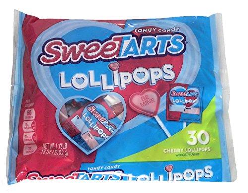 Sweetarts Lollipops