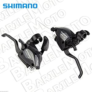 SHIMANO MANDOS SHIMANO ALTUS EF51-3X7 VEL. NEGRO