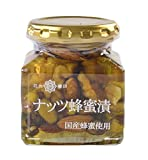 Hana Kuyo mark nuts honey pickles 150g