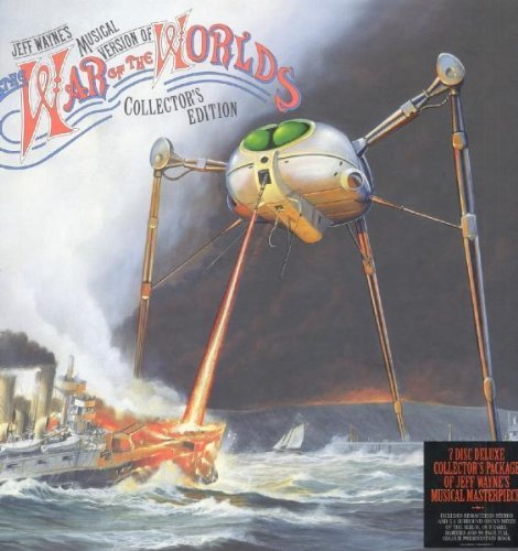 (The War of the Worlds [7-disc Collector's Edition] by Jeff Wayne)