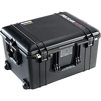 0f81f2625b Amazon.com   Pelican Air 1615 Case No Foam (Black)   Computers ...