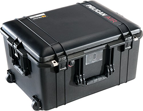 Pelican Air 1607 Case no Foam (Black)