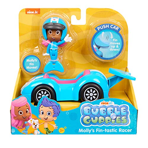 Bubble Guppies Molly (Bubble Guppies Vehicle & Molly,)