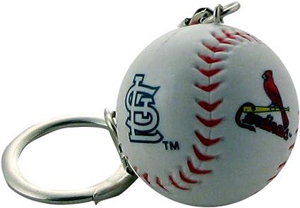 Amazon.com: ST. LOUIS CARDINALS Lil Brats béisbol llavero ...