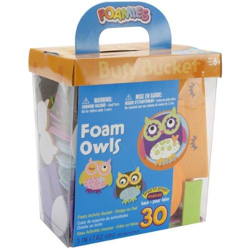 Darice Foam Activity owl kit