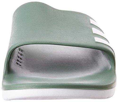 Adulto Footwear Trace Adidas trace Mehrfarbig Unisex CF Green Green Aqualette White Chanclas wcI6pO