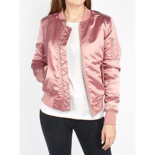 Delicate Rosas Diamond Freak Certified Chaquet Girls Bomber Rosa qZ8qPaU