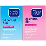 Oil Control Film, Japan originated Oil Absorbing Sheets (2 Mixed Pack)