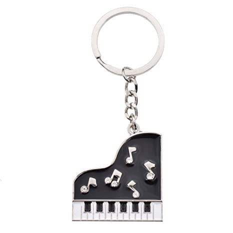 ynuth llavero Keyring Keychain con colgante Piano niño Toy ...
