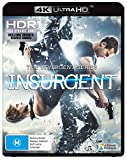 The Divergent Series: Insurgent 4K UHD / Blu-ray | NON-USA Format | Region B Import - Australia
