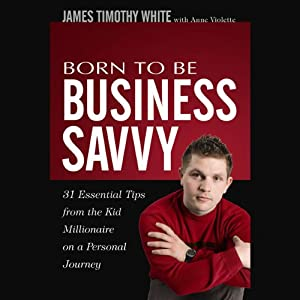 Born to Be Business Savvy Audiobook