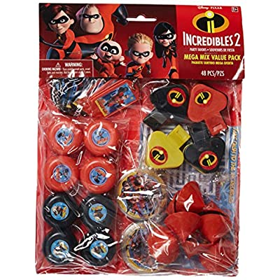 amscan Disney/Pixar Incredibles 2