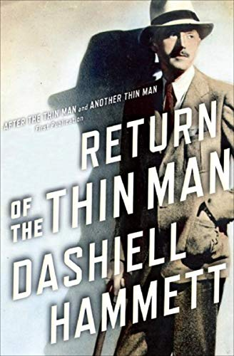 Return of the Thin Man por Dashiell Hammett