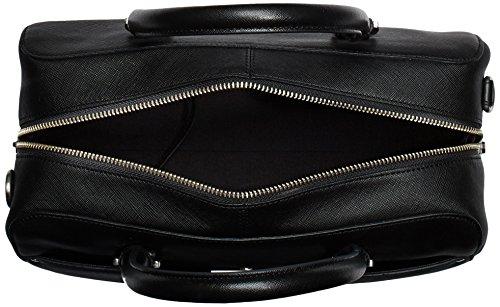 Ecco  ECCO Firenze City Bag, sacs à main mixte adulte - Noir - Schwarz (BLACK 90000), 30x21x13 cm (B x H x T) EU