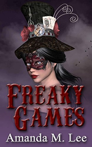 Freaky Games (A Mystic Caravan Mystery Book 4) (New Vegas Best Traits)