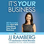It's Your Business: 183 Essential Tips that Will Transform Your Small Business | JJ Ramberg,Lisa Everson,Frank Silverstein