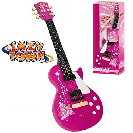 SIMBA Lazy Town - Guitarra Stephanie