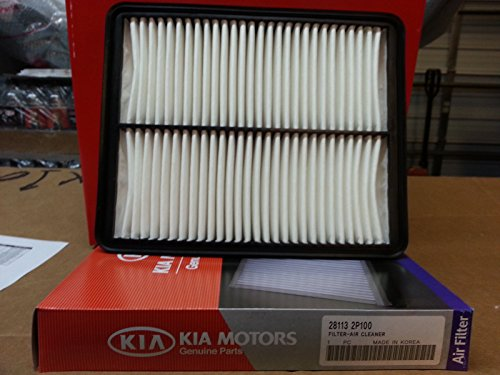 Q Lyc L on Hyundai Sonata Air Filter Replacement