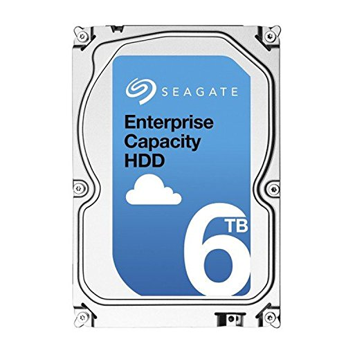 Seagate ST6000NM0115 6 TB 3.5 Internal Hard Drive - 7200rpm