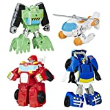Transformers Rescue Bots Griffin Rock Rescue Team