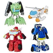 Transformers Rescue Bots Griffin Rock Rescue Team