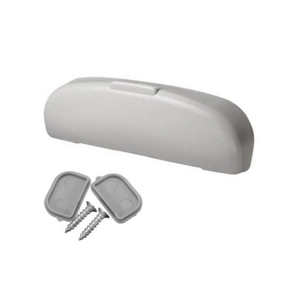 WINOMO DIY Front Car Glasses Sunglasses Holder Case Storage Box for Ford F150 Toyota Corolla