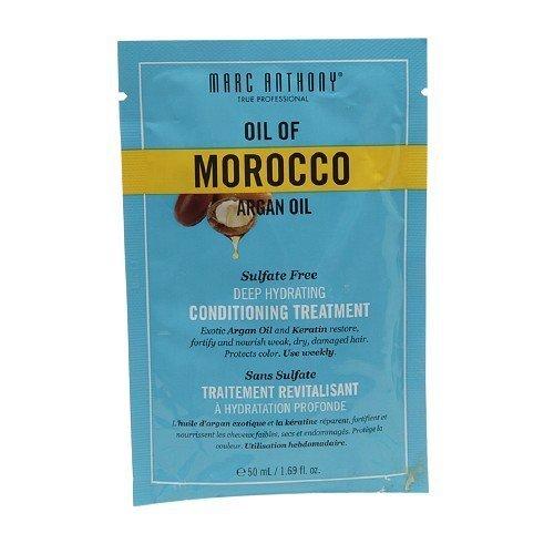 Marc Anthony True Professional Oil of Morocco Argan Oil Deep Hydrating Conditioning Treatment 1.69 fl oz (50 ml) by AB