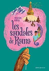 Les sandales de Rama par Tristan Koëgel