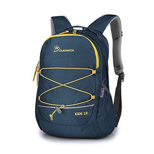 Mountaintop Kids Backpack for School, Travel, Hiking