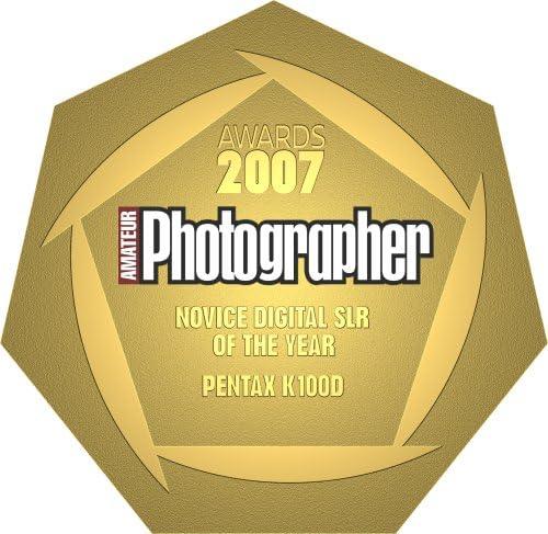 Pentax K100D - Cámara réflex Digital (18-55 mm, Kit de Objetivos ...