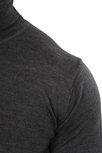 Kangra Pullover Herren Grau 50