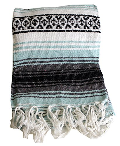 Mexican Style Falsa Yoga Blanket product image