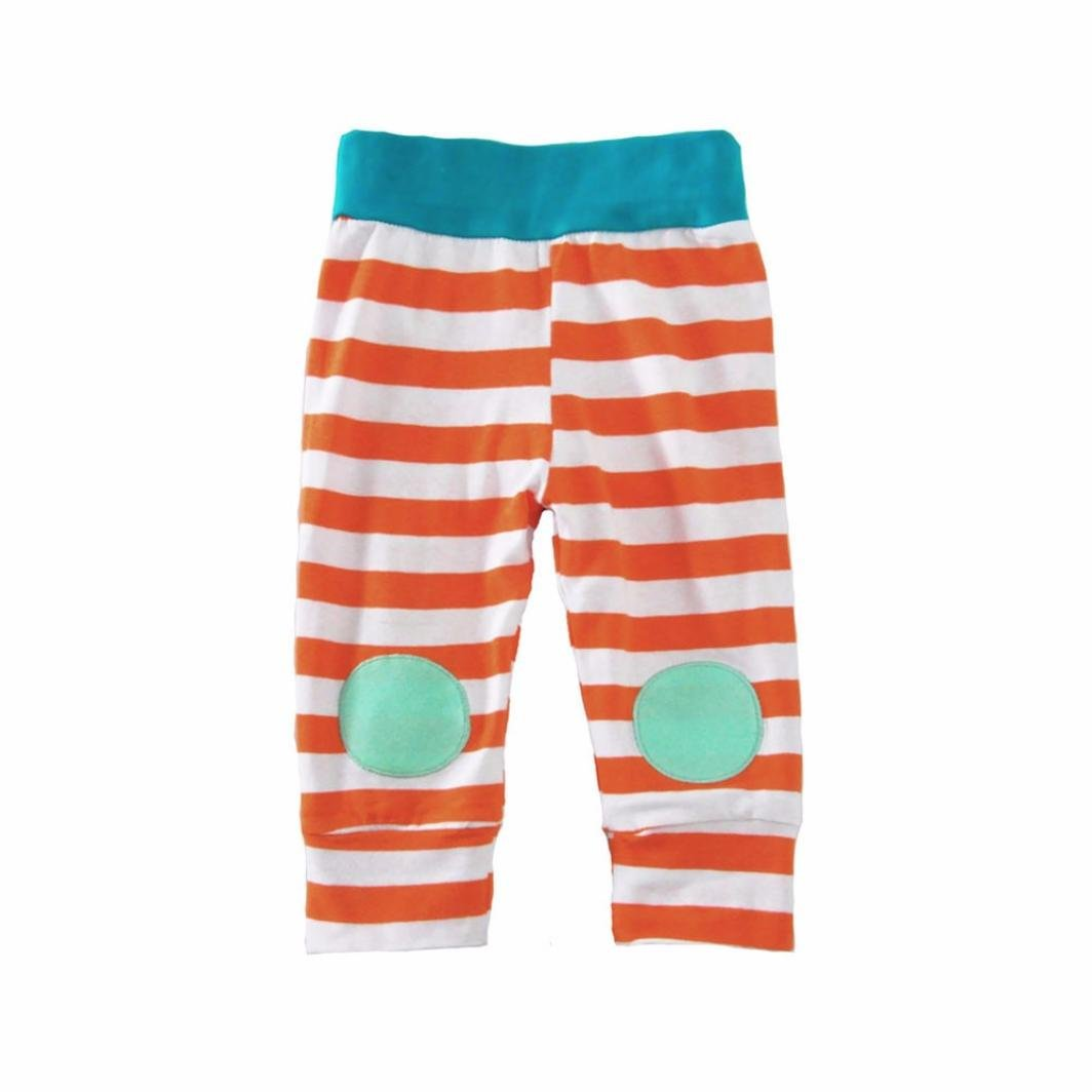 Pants Hat Outfit Clothes Set Toraway 3 PCS//Set Infant Newborn Baby Girl Boys Stripe Tops