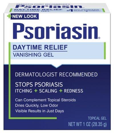 Price comparison product image Psoriasin Psoriasis Gel Cream Relief (2 Pack)