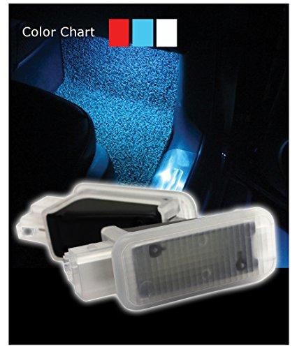 Wind Fire JS001-Audi 3-color Accent Lights - 2pc set