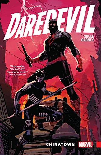Daredevil: Back In Black Vol. 1: Chinatown (Daredevil -