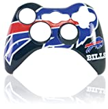 xbox 360 controller cover nfl - Xbox 360 Official NFL Buffalo Bills Controller Faceplate