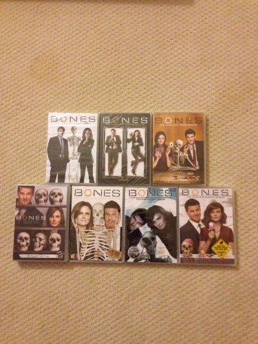 Bones Seasons 1-7 Bundle (Bones Season 7 Dvd compare prices)