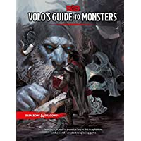 Volo's Guide to Monsters Hardcover