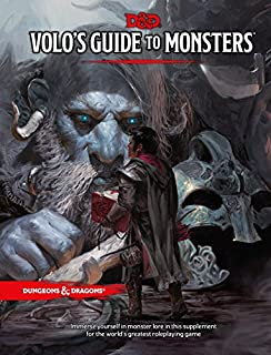 Volo's Guide to Monsters (0786966017) | Amazon Products