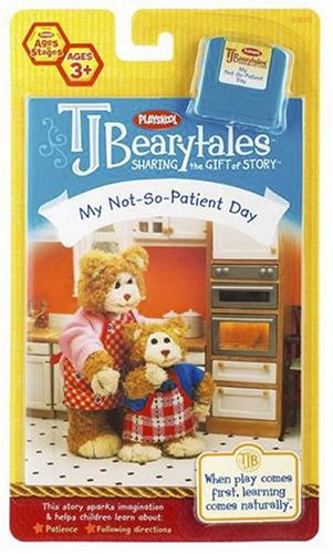 Hasbro Playskool T.J. Bearytales - My Not-So-Patient Day