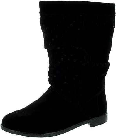 Serra Oxford Tan Suede Boot 5.5 Women