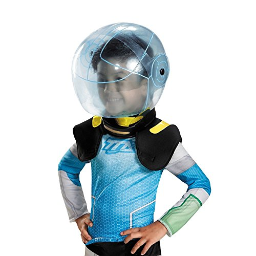Disguise 86584 Miles Deluxe Helmet Costume Child by Disguise