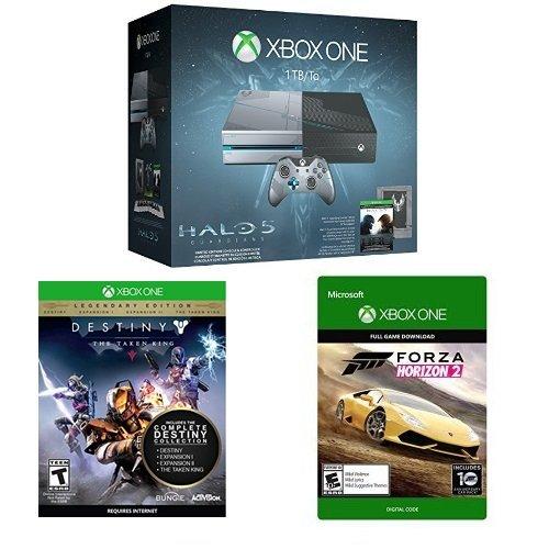 Xbox One Destiny Edition Console Xbox One 1TB Co...